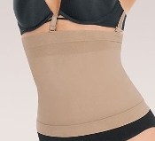 Strap System for the Tummy Shaper